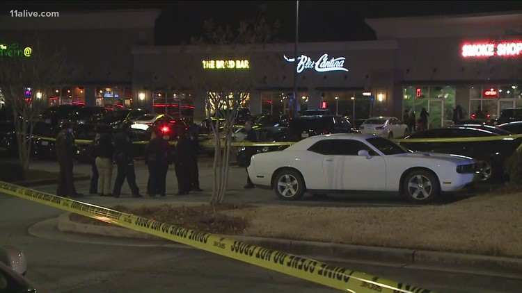 East Point mayor pushes for curfew after shooting at Camp Creek Marketplace