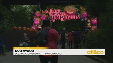 Preview Dollywood's Great Pumpkin LumiNights