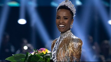 Zozibini Tunzi, Miss Universe South Africa crowned winner