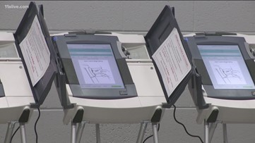 Lawsuit over Georgia voting issues moves forward