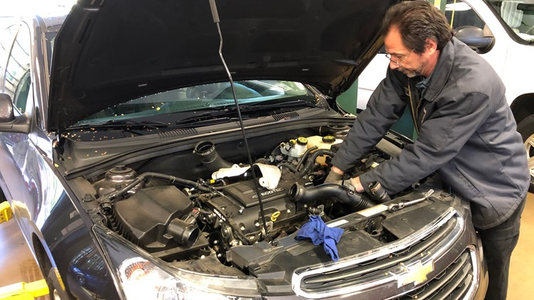 Car maintenance tips for cold weather