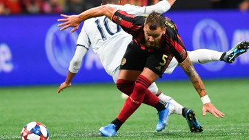 Atlanta United in a tricky spot defensively as Philadelphia arrive for playoffs