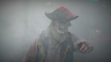 Fright Fest is back at Six Flags Over Georgia and it's Pandemonium