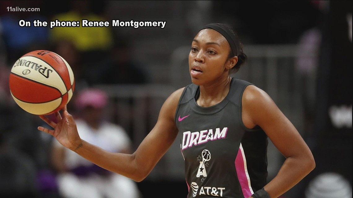 New ownership group for Atlanta Dream includes former player Renee Montgomery