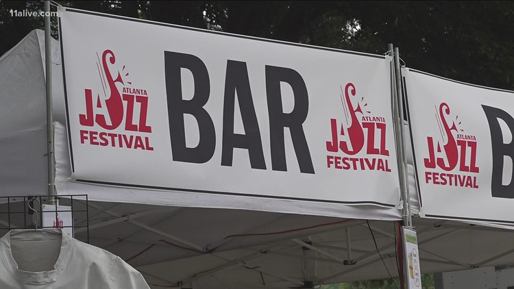 Holiday weekend events draw crowds to Atlanta