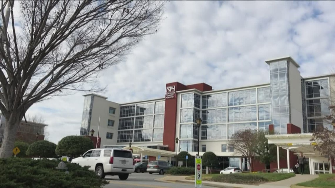 Northside Hospital Forsyth moves forward with expansion