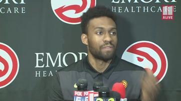 Hawks forward Jabari Parker shares why he chose to sign with Atlanta