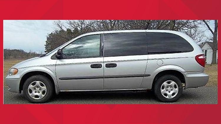 Van that missing person Van Dobbs may be driving