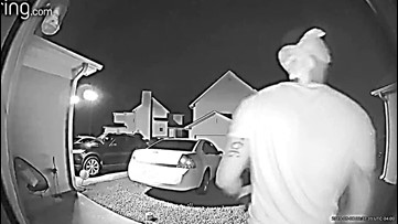 East Point residents awake to find intruder in home