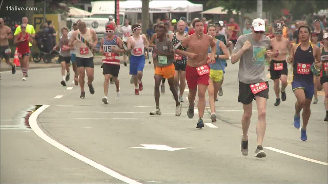 Runners, walkers from metro Atlanta can register  for AJC Peachtree Road Race beginning Monday