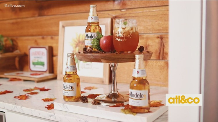 Thanksgiving Recipes with Chef Mali & Modelo Beer