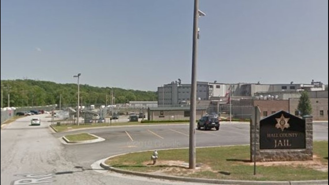 Hall County jail officer allegedly stabbed by inmate