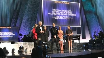 'It's like a shot of adrenaline!': Georgia Grammy winner describes winning feeling