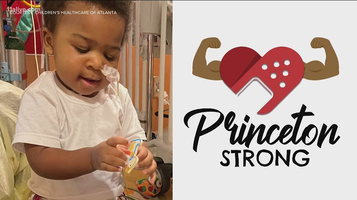 Local toddler going home after receiving new heart ahead of 2nd birthday