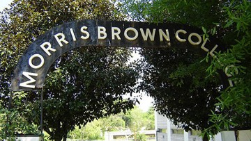 Morris Brown College president to resign