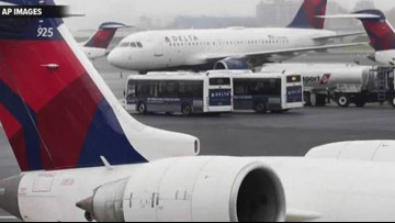 Delta to suspend all U.S. flights to China due to coronavirus