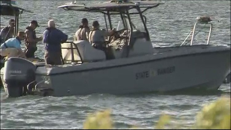 Crews search for possible drowning victim in Lake Lanier