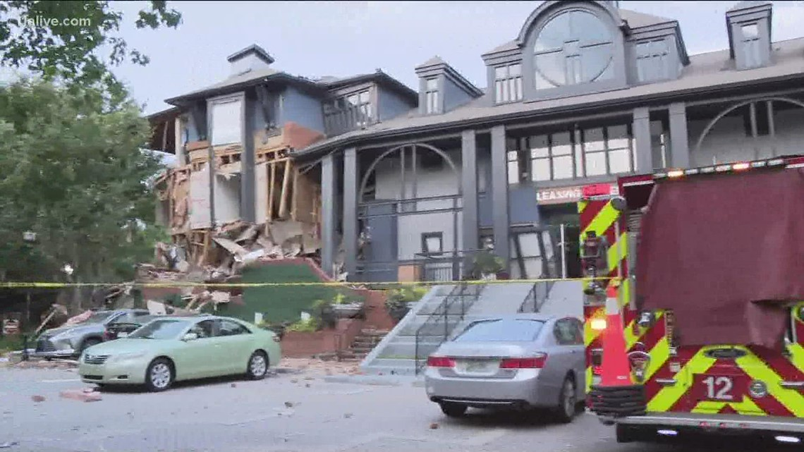 Attorneys: Don't demolish damaged apartments after Dunwoody explosion