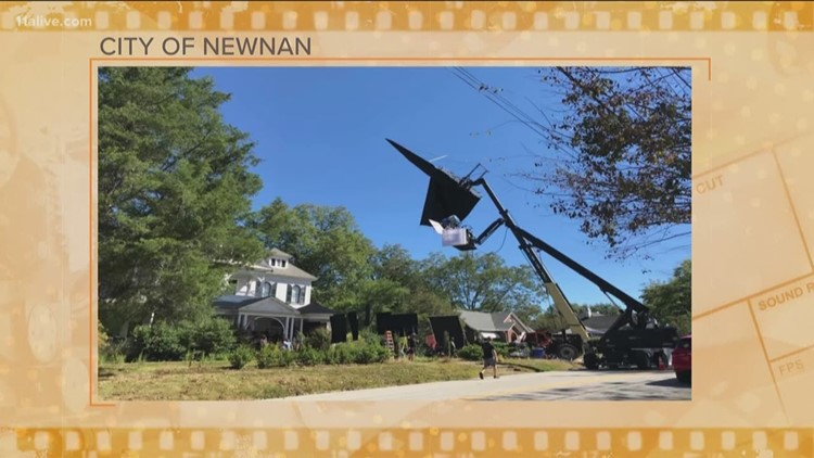 Marlon Wayans' 'Sextuplets' film spotted filming in Newnan