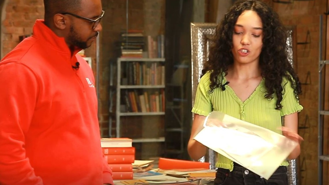 'People can come in, learn about themselves': Atlanta native opens bookstore filled with Black History