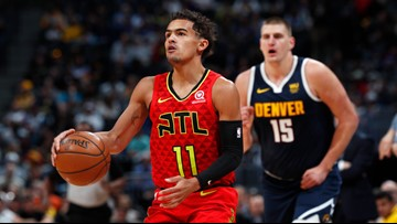 Trae Young scores season-high 42 as Hawks beat Nuggets 125-121