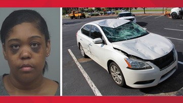Woman charged in fatal Gwinnett hit-and-run