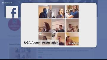 UGA Alumni Association gets together - at a distance - to perform