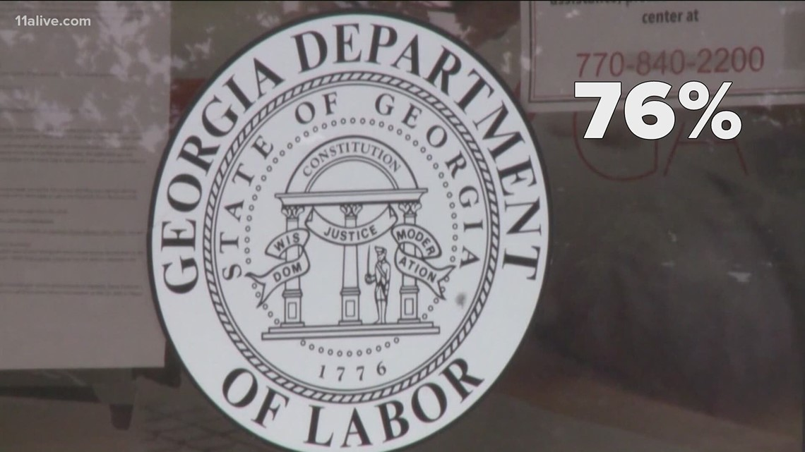 VERIFY   Did Georgia's unemployment rate drop as result of being first to reopen in pandemic?