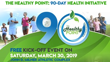 East Point mayor champions 90-day citywide health initiative