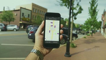 Crossing an invisible line: How geofencing puts your travels in the hands of strangers