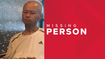 Police: 77-year-old Daniel Kwon has been missing for more than three weeks
