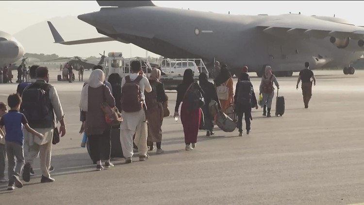 Refugees and evacuees relocate to Atlanta after U.S. withdrawal from Afghanistan