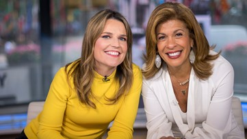Hoda returns to TODAY Show!