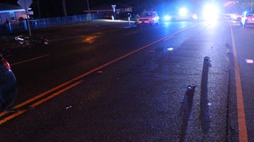 70-year-old man thrown from motorcycle, killed in collision outside of Norcross