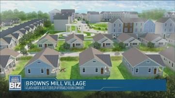 Atlanta Habitat to Develop Affordable Housing Community