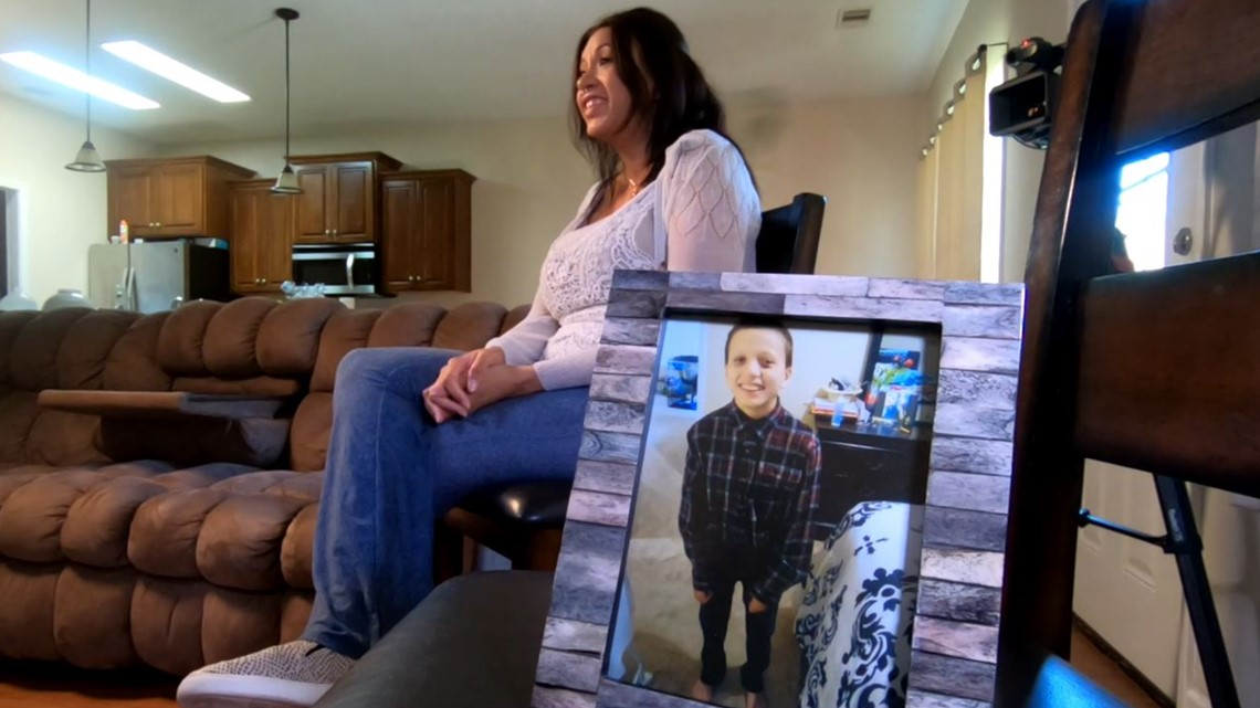 Insurance suggested Ga. mom abandon her son to get him medical care