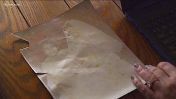 Items from Alabama tornado found in Georgia