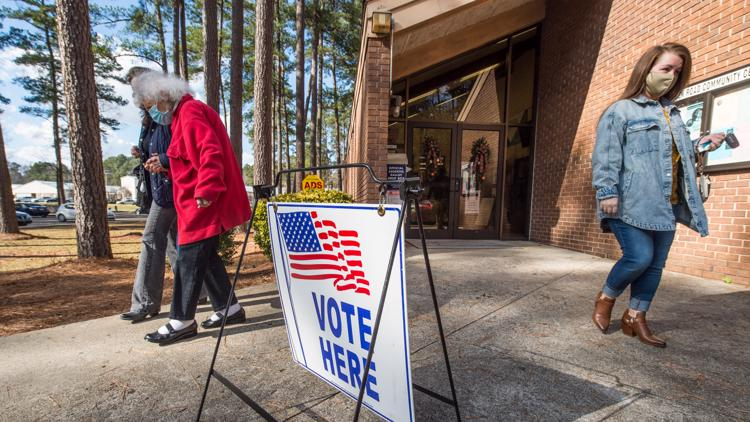 Results: Special election in Cobb County to fill state house seat