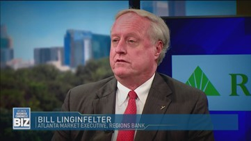 Regions Bank's Atlanta Market Executive Bill Linginfelter