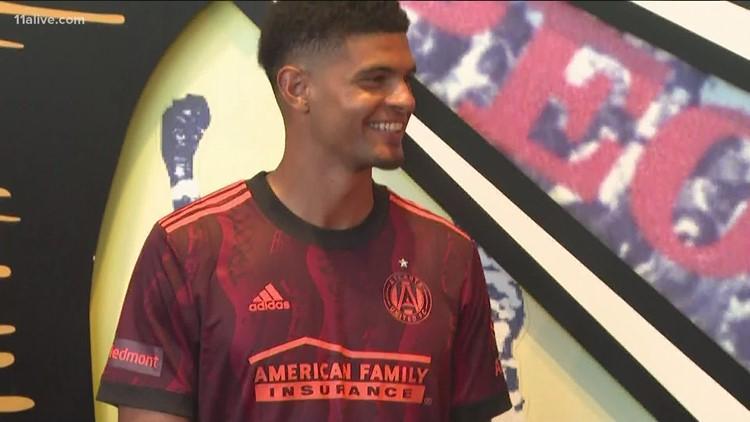 Atlanta United unveils new look