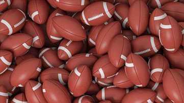 Why is a football called a pigskin?