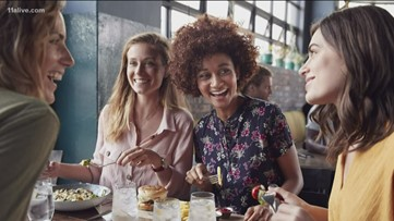 Study says spending time with your girlfriends is healthy