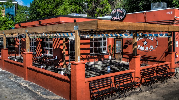 This BBQ joint ranks as Georgia's top-rated restaurant