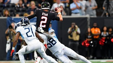 'Doomed' | What they're saying nationally about the Falcons loss to the Titans