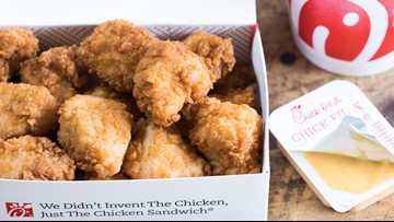 You can get free nuggets at Chick-fil-A this month: Here's how