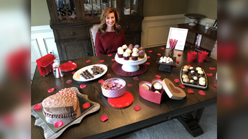 One-woman candy-making business ready for Valentine's Day