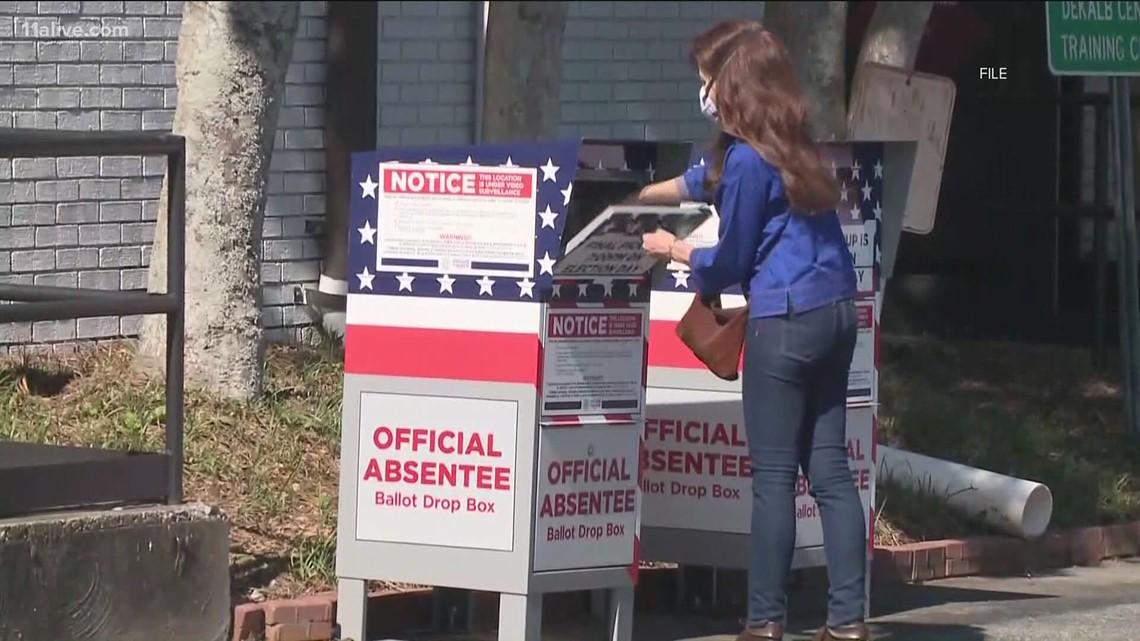 Hearing set over Fulton County elections, ballot drop boxes