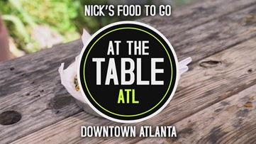 Family strong: Downtown Atlanta restaurant is favorite for fast Greek food