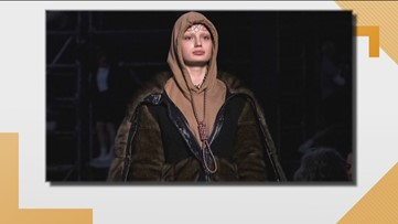 Burberry debuts a hoodie with a noose around the neck