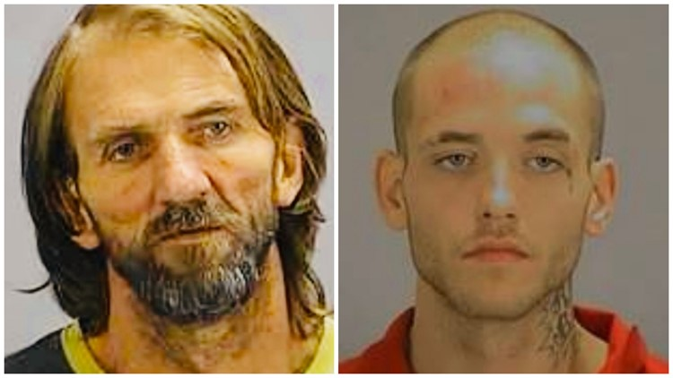 Sheriff: Meth-fueled Clayton County attack leads to father, son arrests